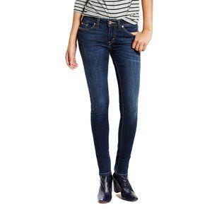Women's Levi's 535 Super Skinny Mid Rise Jeans